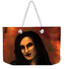Lilith Weekender Tote Bag