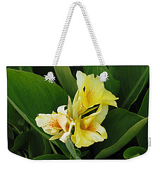 Lilly Of Shreveport Weekender Tote Bag