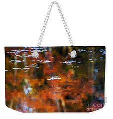 Lily Pads Weekender Tote Bag by Alana Ranney