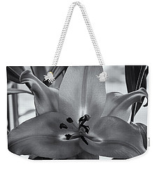 Lily 16 Weekender Tote Bag by Mark Myhaver