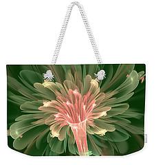 Lily In Bloom Weekender Tote Bag