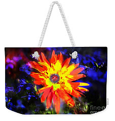 Lily In Vivd Colors Weekender Tote Bag