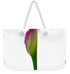 Weekender Tote Bag featuring the photograph Lily by Jonathan Nguyen