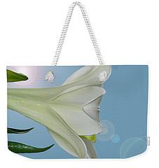 Lily Light Weekender Tote Bag