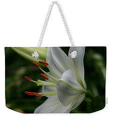 Lily Pure Weekender Tote Bag by Denyse Duhaime