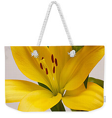 Lily Weekender Tote Bag by Scott Carruthers