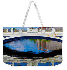 Sean Heuston Dublin Bridge Weekender Tote Bag