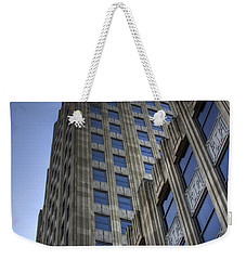 Lincoln Building Weekender Tote Bag