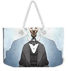 Lincoln Childlike Weekender Tote Bag
