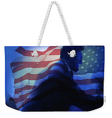 Lincoln Weekender Tote Bag by Kevin Caudill