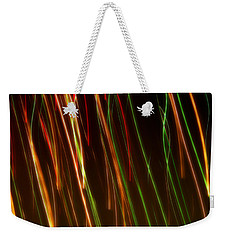 Line Light Weekender Tote Bag