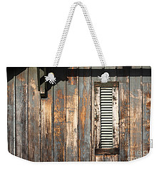 Weekender Tote Bag featuring the photograph Lines And Designs by Todd Blanchard