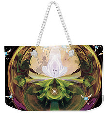 Link From The Legend Of Zelda Weekender Tote Bag