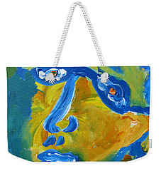 Lion Eyes  Weekender Tote Bag