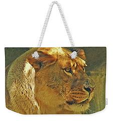 Lioness 2012 Weekender Tote Bag