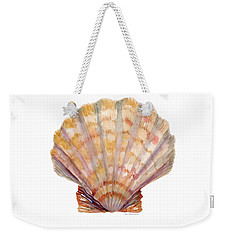 Lion's Paw Shell Weekender Tote Bag