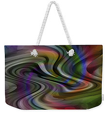 Liquid Car Weekender Tote Bag