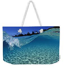 Liquid Energy Weekender Tote Bag