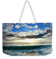 Blue Lava Weekender Tote Bag