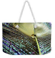 Liquid Reflection Weekender Tote Bag