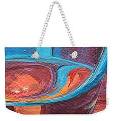 Liquid Sway Weekender Tote Bag