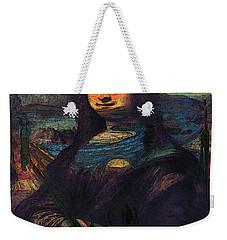 Lisa Munch Scream  Weekender Tote Bag