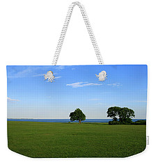 Listening To The Breeze  Weekender Tote Bag by Neal Eslinger