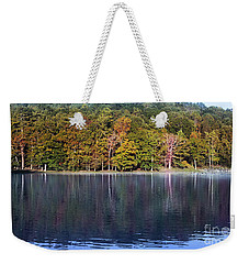 Little Beaver Lake Weekender Tote Bag