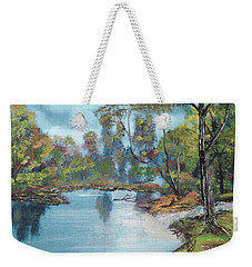 Little Brook Weekender Tote Bag