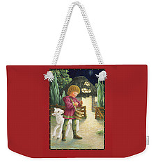 Little Drummer Boy Weekender Tote Bag