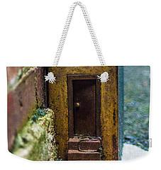 Little House Down The Lane  Weekender Tote Bag by Naomi Burgess