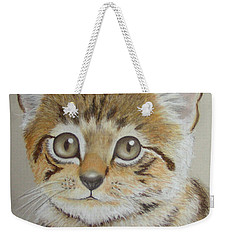Little Kitty Weekender Tote Bag