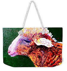 Little Lamb Weekender Tote Bag