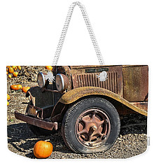 Weekender Tote Bag featuring the photograph Little One by Michael Gordon