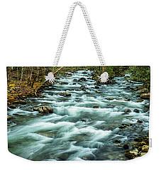 Little Pigeon River Weekender Tote Bag