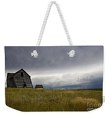 Little Remains Weekender Tote Bag by Bob Christopher
