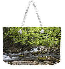 Little River Respite Weekender Tote Bag