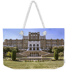 Little Rock Central High School Weekender Tote Bag