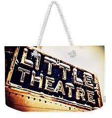 Little Theatre Retro Weekender Tote Bag