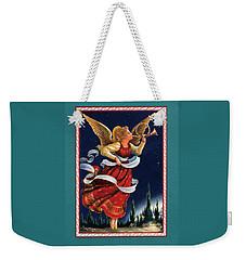 Little Town Of Bethlehem Weekender Tote Bag