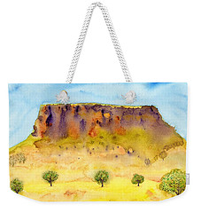 Little Table Mountain Weekender Tote Bag