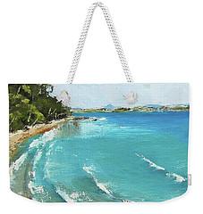 Litttle Cove Beach Noosa Heads Queensland Australia Weekender Tote Bag