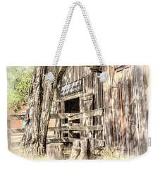 Livery Weekender Tote Bag