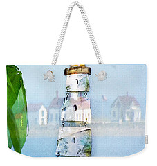 Living By The Sea - Pacific Ocean Weekender Tote Bag