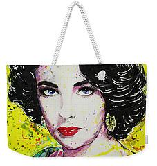 Liz Weekender Tote Bag