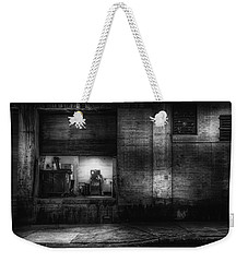 Loading Dock Weekender Tote Bag