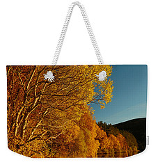 Weekender Tote Bag featuring the photograph Loch Laide by  Gavin Macrae