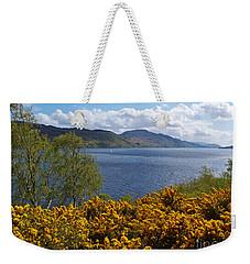 Loch Ness - Springtime Weekender Tote Bag