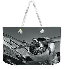 Lockheed 12a Electra Junior  Weekender Tote Bag
