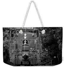 Locomotive 7738 Weekender Tote Bag